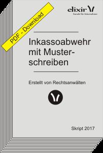 Inkassoabwehr PDF